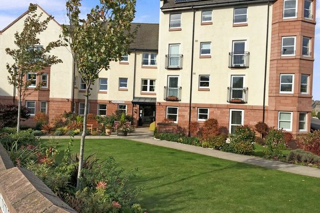 Thumbnail Flat for sale in Moravia Court, Forres
