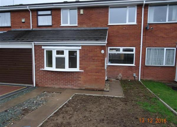 Thumbnail Terraced house to rent in John Mcguire Crescent, Binley, Coventry