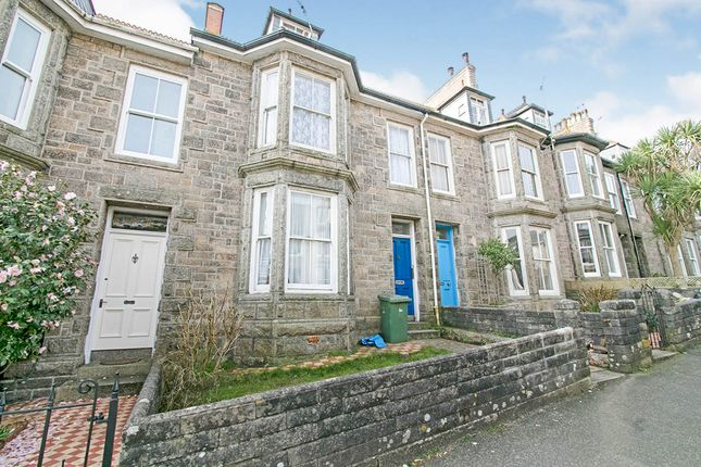 Thumbnail Terraced house for sale in Penare Road, Penzance, Cornwall