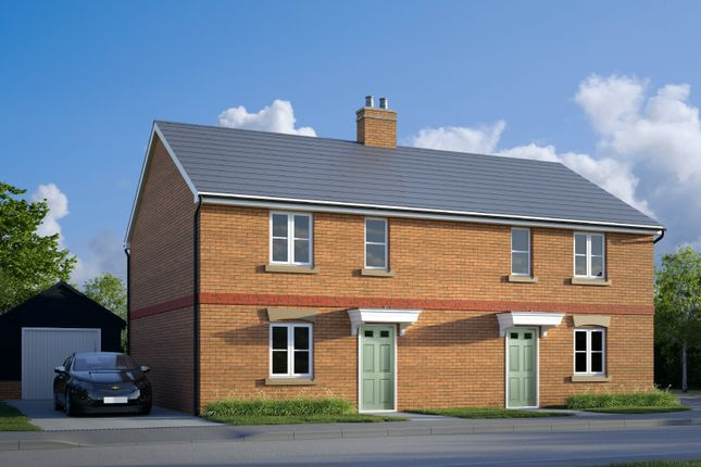3 bed semi-detached house for sale in Isleham Road, Fordham, Ely CB7
