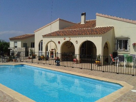 Thumbnail Villa for sale in Arboleas, Almería, Spain