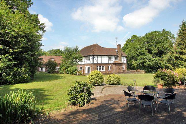 Thumbnail Equestrian property for sale in School Lane, West Kingsdown, Sevenoaks, Kent