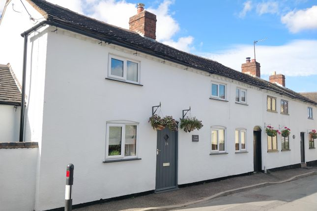 Thumbnail Cottage to rent in Hood Lane, Armitage, Rugeley