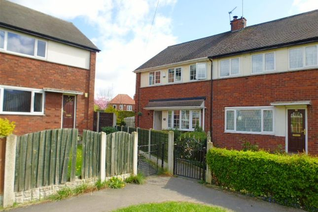 Thumbnail Semi-detached house for sale in Rhodes Crescent, Pontefract