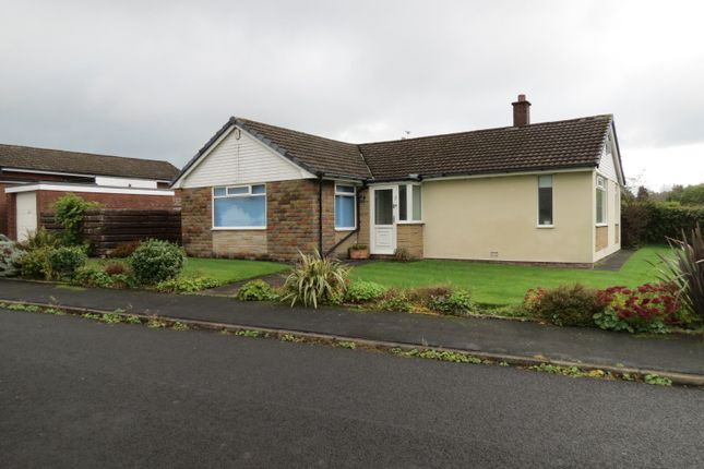 Thumbnail Detached bungalow to rent in Parkdene Close, Harwood, Bolton