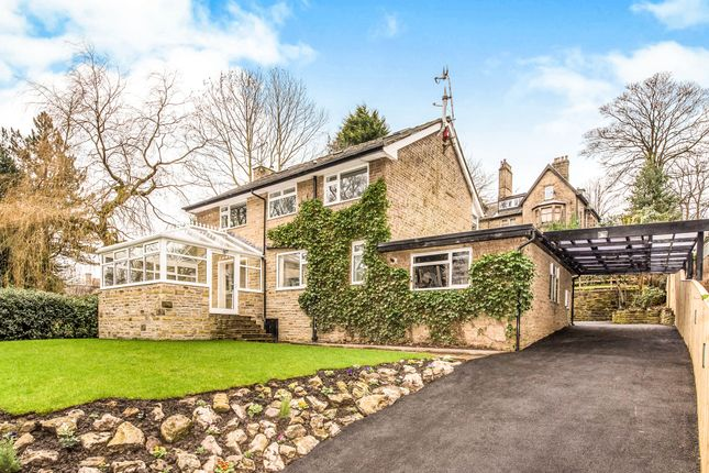 Thumbnail Detached house for sale in Park Drive, Bradford
