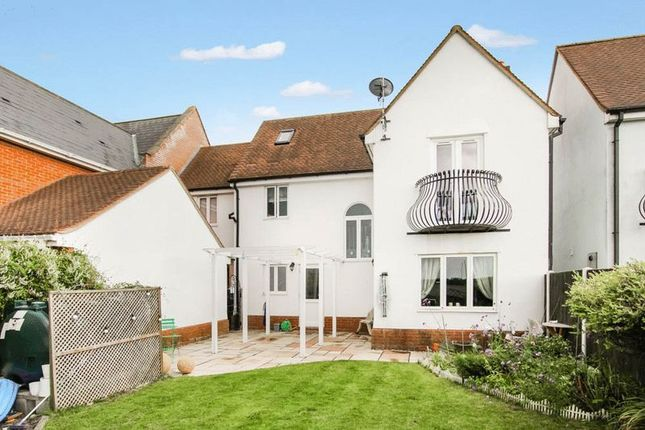 Thumbnail Detached house for sale in Blackwater Mews, Steeple, Southminster