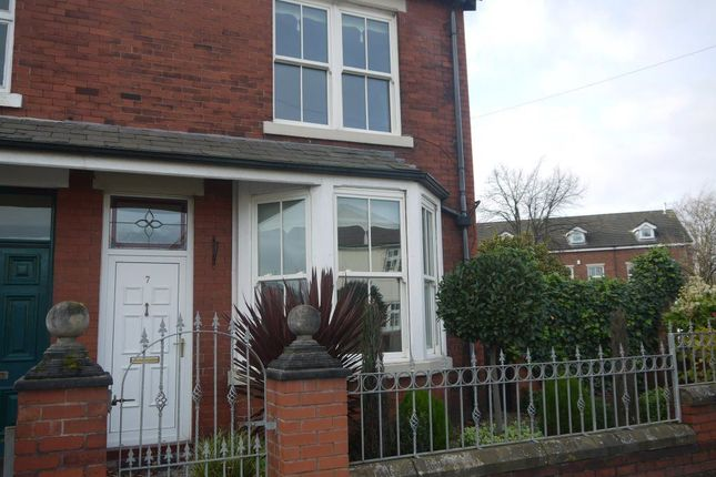 Thumbnail Property to rent in Station Road, Poulton Le Fylde, Lancahsire
