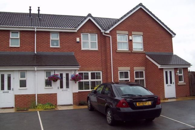 Thumbnail Terraced house to rent in Hazeldale Road, Walton, Liverpool, Merseyside