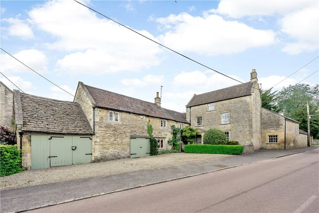 Thumbnail Detached house for sale in High Street, Tormarton, Badminton, Gloucestershire