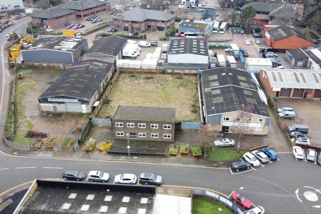 Thumbnail Industrial for sale in 11&12, Wintersells Road, Byfleet, West Byfleet, South East