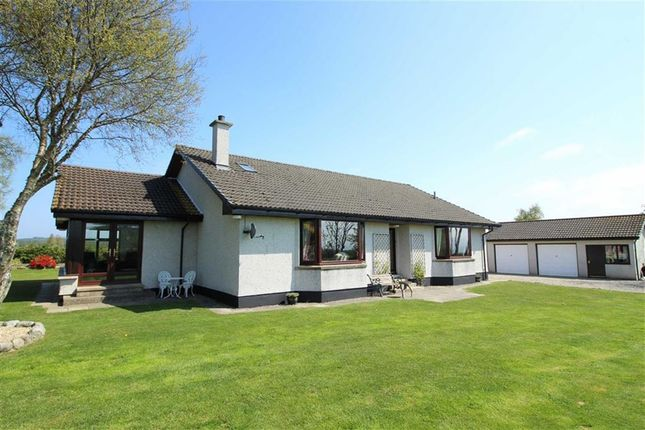 Thumbnail Detached bungalow for sale in Na Beithe Chluasach, Balmore, Munlochy, Ross-Shire