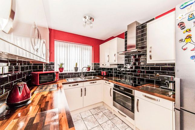 Thumbnail Flat for sale in Scholars Rise, Middlesbrough