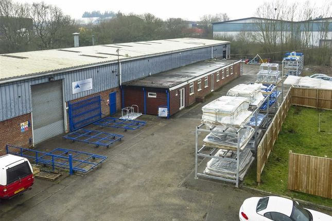 Thumbnail Light industrial to let in Townscape Products Business Park, Sutton-In-Ashfield, Nottinghamshire
