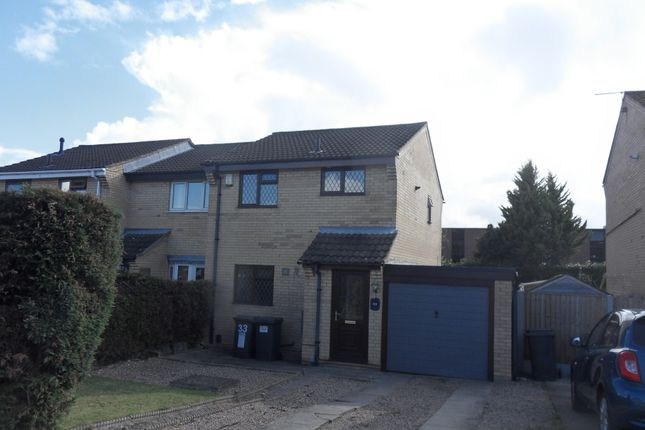 3 bed town house to rent in Swindon Close, Giltbrook NG16
