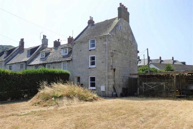Thumbnail End terrace house for sale in High Street, Portland, Dorset