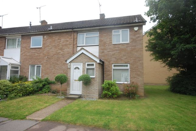 Thumbnail End terrace house for sale in Cressells, Basildon, Essex