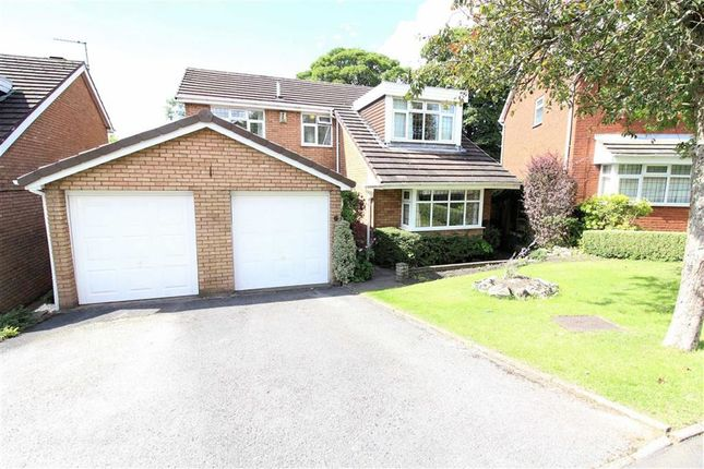 Thumbnail Detached house for sale in Hillmeads Drive, Oakham, Dudley