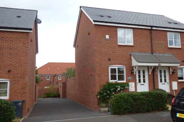 2 bed detached house to rent in Cranbrook, Exeter EX5