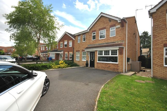 Thumbnail Detached house to rent in Juniper Close, Hollingwood, Chesterfield