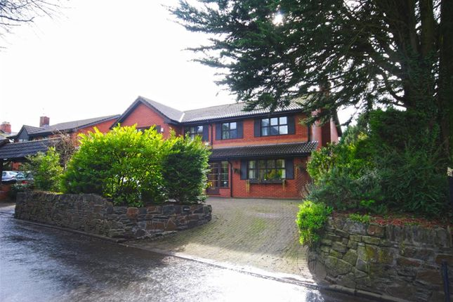 Thumbnail Detached house for sale in Bridge Road, Old St Mellons, Cardiff