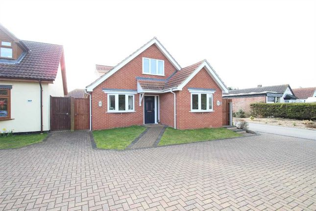 Thumbnail Bungalow for sale in Main Road, Kesgrave, Ipswich