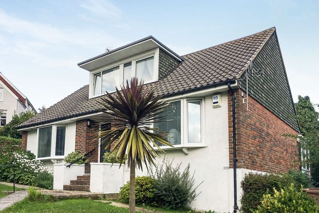 Thumbnail Bungalow for sale in Boscobel Road North, St. Leonards-On-Sea