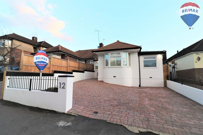 Thumbnail Bungalow for sale in Newlands Road, Woodford Green