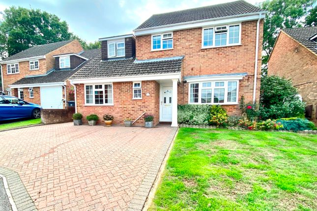 Thumbnail Detached house for sale in Christie Walk, Yateley