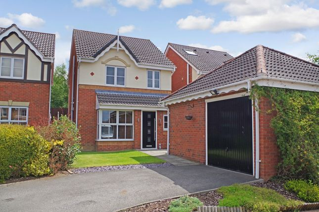 Thumbnail Detached house for sale in Fox Farm Court, Rotherham, South Yorkshire