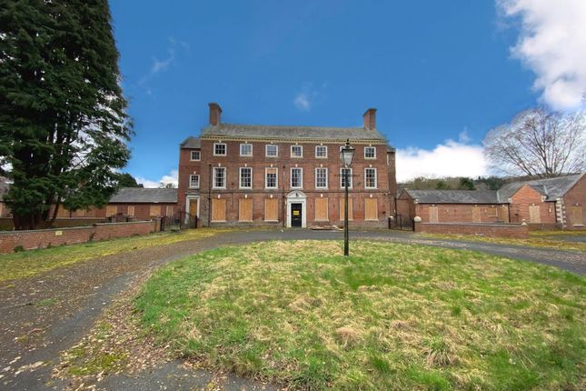 Thumbnail Commercial property for sale in Lickhill Manor, Lower Lickhill Road, Stourport On Severn, Worcestershire