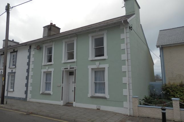 Thumbnail Town house for sale in 6 Victoria Street, Aberaeron, Ceredigion