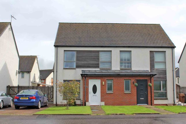 Thumbnail Semi-detached house to rent in 106 Raploch Road, Stirling