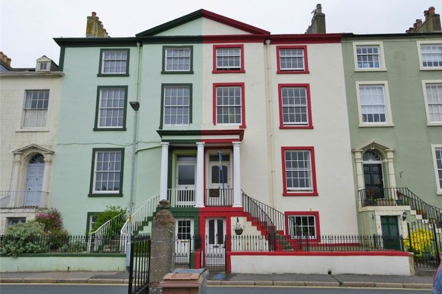 Thumbnail Town house for sale in 14 Foxhouses Road, Whitehaven, Cumbria