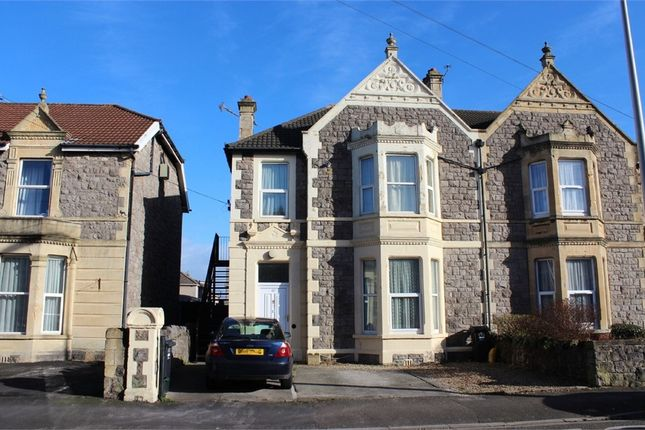 Thumbnail Flat for sale in Ashcombe Road, Weston-Super-Mare