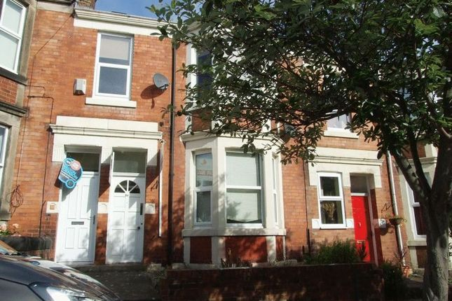 Thumbnail Flat for sale in Greystoke Avenue, Sandyford, Newcastle Upon Tyne