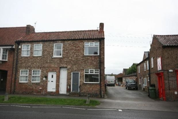 Thumbnail Terraced house to rent in Main Street, Fulford, York
