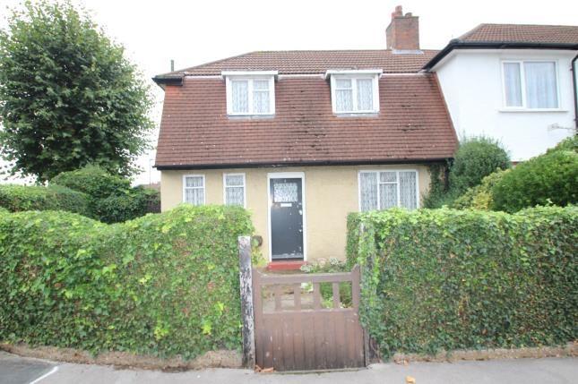 Thumbnail Semi-detached house for sale in Chapman Road, Croydon, Surrey