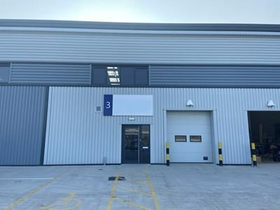 Thumbnail Light industrial to let in Enterprise Centre, Optimus Point, Optimus Way, Leicester
