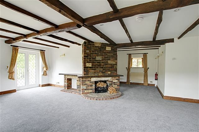 Thumbnail Detached bungalow for sale in Church Road, Worth, Crawley