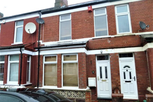 Thumbnail Terraced house for sale in Castle Street, Barry