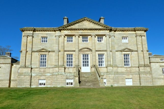 3 bed country house for sale in Dobson House, Belford Hall, Belford, Northumberland