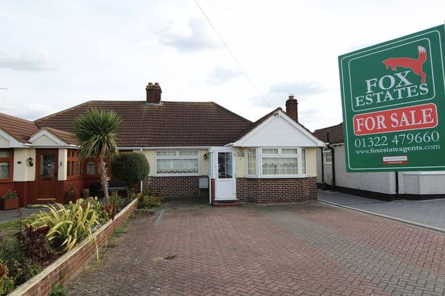 Thumbnail Semi-detached bungalow for sale in Westbourne Road, Bexleyheath