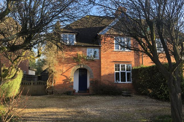 Thumbnail Property for sale in Andover Road, Newbury
