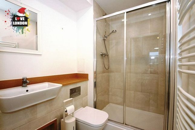 Thumbnail Flat to rent in Jefferson Plaza, Bow, London
