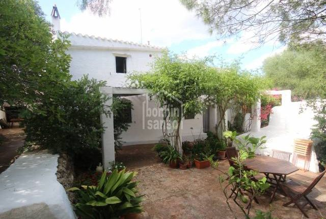 Properties for sale in alaior menorca balearic islands - Bonnin sanso alaior ...