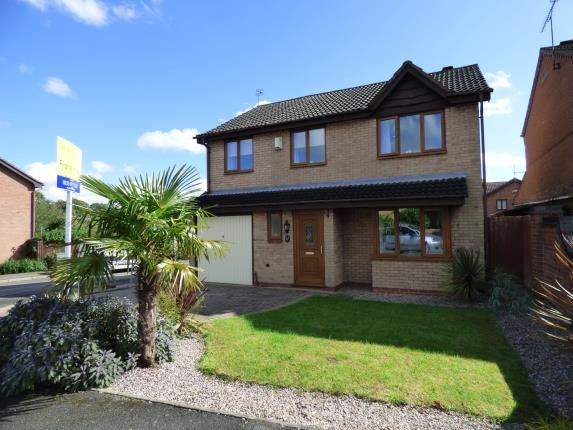 Thumbnail Detached house for sale in Buckingham Road, Sandiacre, Nottingham