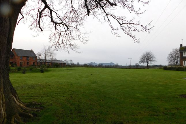 Thumbnail Land for sale in Wilcott, Nesscliffe, Shrewsbury