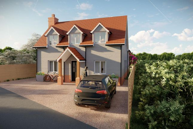 Thumbnail Detached house for sale in Baytree Lane, Harwich Road, Little Clacton