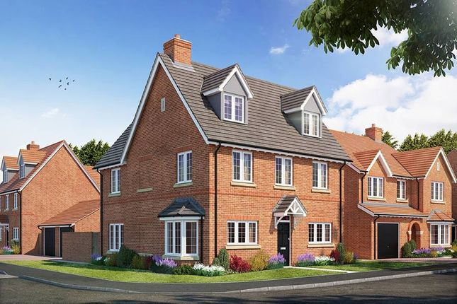 "Thumbnail Detached house for sale in ""The Oatvale"" at Oxford Road, Benson, Wallingford"